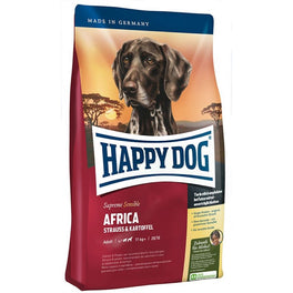 15% OFF 300g (Exp 12 Nov 19): Happy Dog Africa Ostrich & Potato Grain Free Dry Dog Food