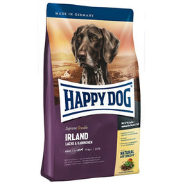 'BUY 1 GET 1 FREE': Happy Dog Irland Salmon & Rabbit Dry Dog Food
