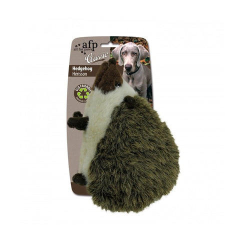All For Paws Classic Large Hedgehog Dog Toy