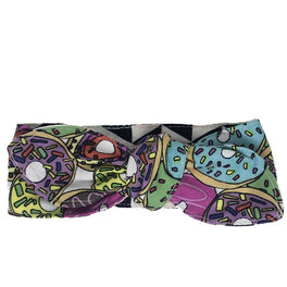 Hey Cuzzies MonoNutz Reversible Scarf for Cats & Dogs