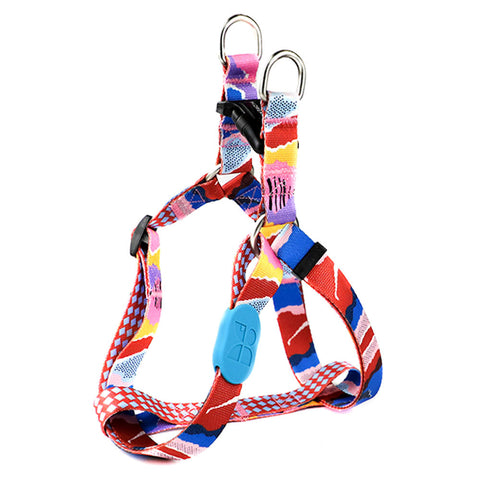 Hidream Profusion Dog Y-Harness (Mountain Stamp) - Kohepets