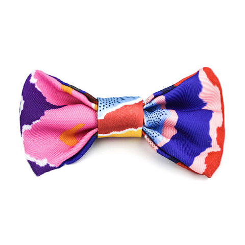 10% OFF: Hidream Profusion Standalone Dog Bowtie (Mountain Stamp) - Kohepets