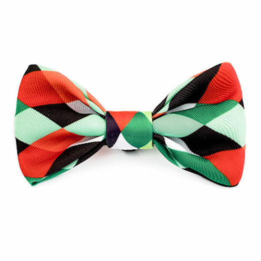 Hidream Profusion Standalone Dog Bowtie (Pop Art) - Kohepets