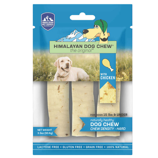 17% OFF: Himalayan Dog Chew The Original Dog Treat (Chicken) - Kohepets