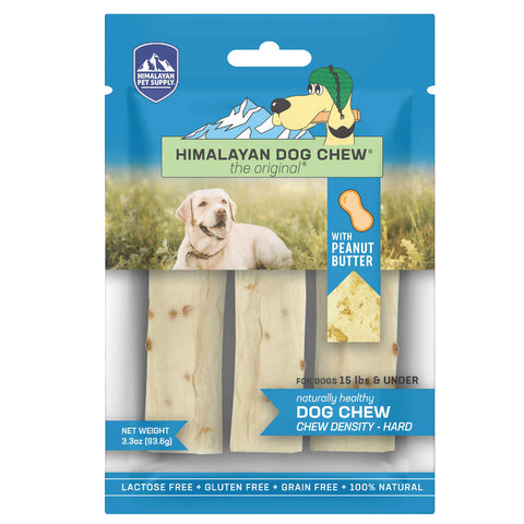 BUNDLE DEAL: Himalayan Dog Chew The Original Dog Treat (Peanut Butter) - Kohepets