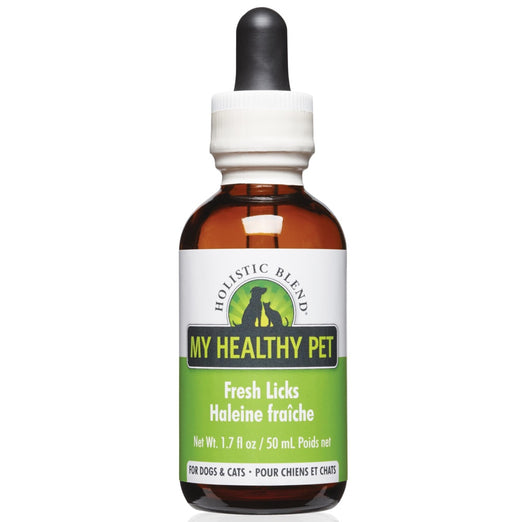 Holistic Blend Fresh Licks Cat & Dog Supplement 50ml - Kohepets