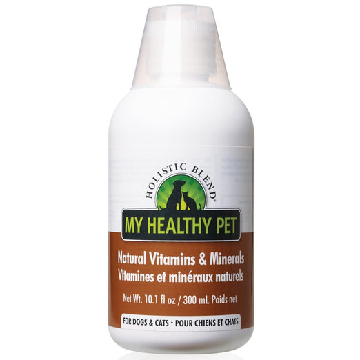 Holistic Blend Natural Vitamins & Minerals Cat & Dog Supplement 300ml - Kohepets