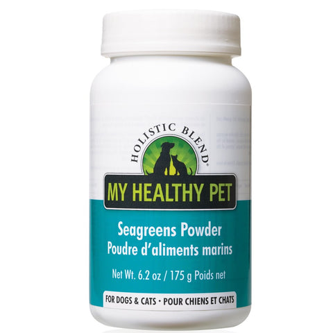 Holistic Blend Seagreens Powder Cat & Dog Supplement 175g - Kohepets