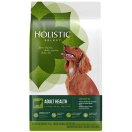 FREE FOOD BIN: Holistic Select Adult Health Lamb Meal Dry Dog Food