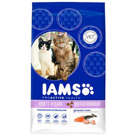 Iams ProActive Health Multi-Cat Households Dry Cat Food
