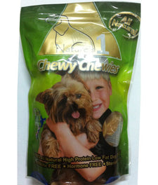 Nature's 1 Chewy Chewies Dog Treats 200g