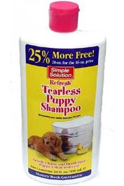 Simple Solution Refresh Tearless Puppy Shampoo 16oz