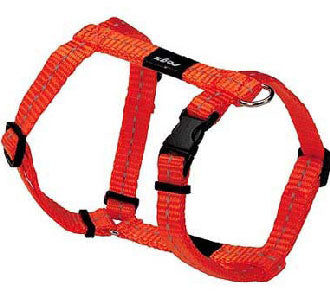 Rogz Utility Orange Dog Harness Large