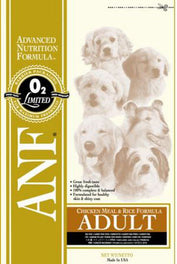 ANF Chicken Meal & Rice Dry Dog Food