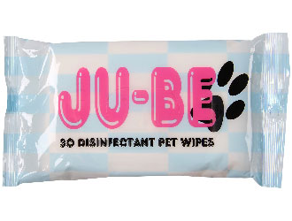 Ju-Be Disinfectant Wipes For Dogs & Cats 30ct - Kohepets