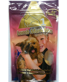 Nature's 1 Lamb Munchies Dog Treats 85g