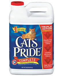 Cat's Pride Complete Multi Cat Scoop Cat Litter 14lb