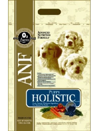 ANF Holistic Puppy Formula Dry Dog Food