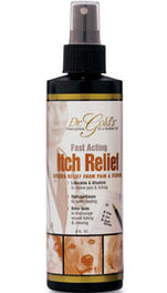 Dr Gold's Fast Acting Itch Relief Spray 8oz