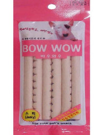 Bow Wow Cheese Jerky Dog Treat 150g