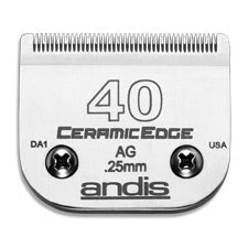 Andis Ceramicedge Blade System Size 40
