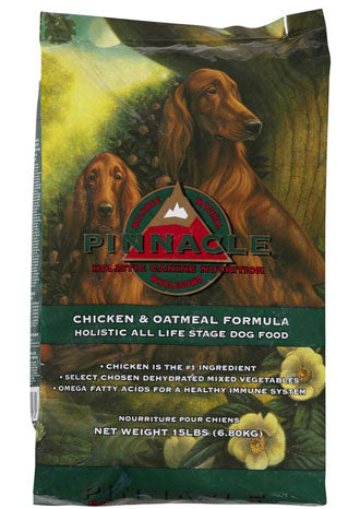 Pinnacle Holistic Chicken & Oatmeal Dry Dog Food