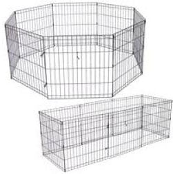B2K Exercise Play Pen Large