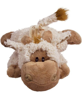 Kong Cozie Tupper The Lamb Medium Dog Toy