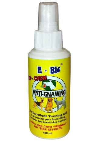E-Bio Stop-Chew Anti Gnawing Spray 100ml