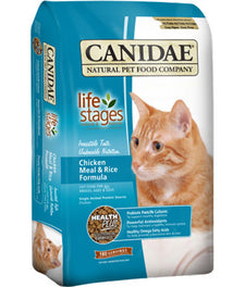 Canidae Cat All Life Stages Chicken Meal & Rice Dry Cat Food 4lb