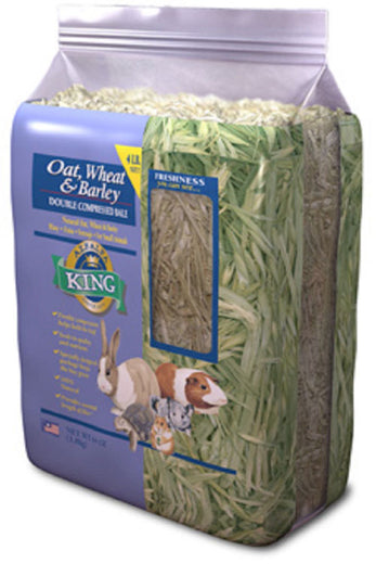 Alfalfa King Oat, Wheat And Barley Hay 10lb