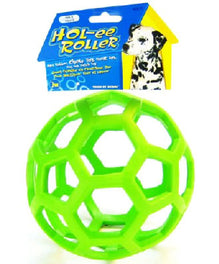 JW Pet Hol-Ee Roller Rubber Dog Toy Size 5