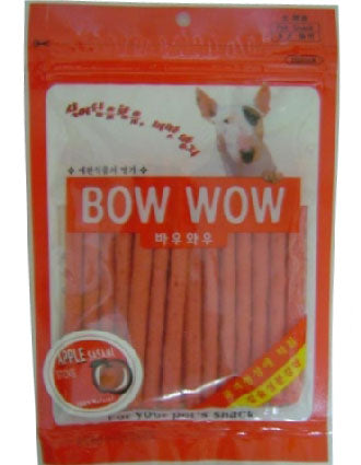 Bow Wow Apple Stick Dog Treat 100g