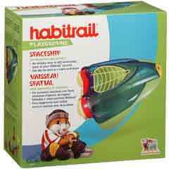 Habitrail Playground Space Ship