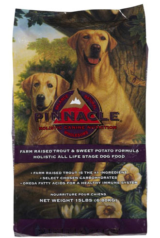 Pinnacle Grain Free Trout & Sweet Potato Dry Dog Food