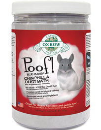 Oxbow Poof Chinchilla Dust Bath 1.1kg