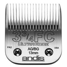 Andis Ultraedge Blade System Size 3-3/4 Fc