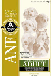 ANF Lamb Meal & Rice Dry Dog Food