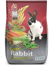 Russel Rabbit Complete Muesli With Carrot And Leek 2.5kg