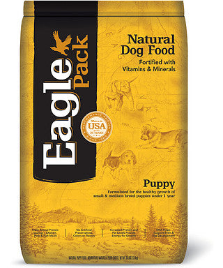 Eagle Pack Puppy Dry Dog Food - Kohepets