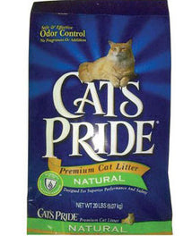 Cat's Pride Natural Cat Litter - 3 Bags Of 10lb