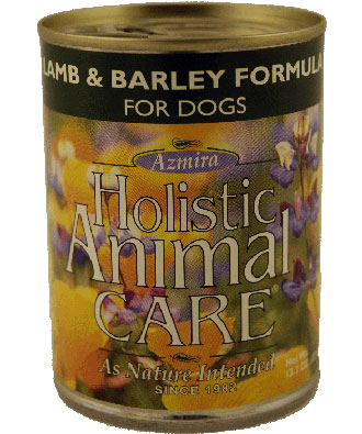 Azmira Lamb & Barley Canned Dog Food 13.2oz