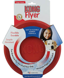 Kong Flyer Dog Toy Large