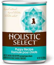 Holistic Select Puppy Formula Canned Dog Food 368g