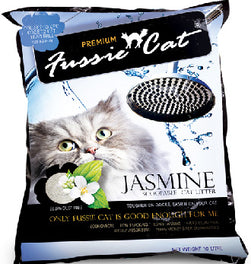 Fussie Cat Jasmine Scoopable Cat Litter 10L