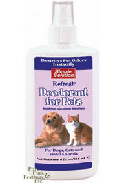 Simple Solution Refresh Deodorant For Pets 8oz
