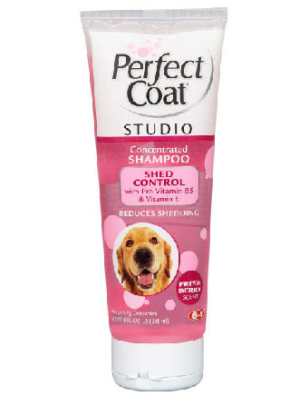 Perfect Coat Studio Shed Control Shampoo For Dogs 8oz - Kohepets