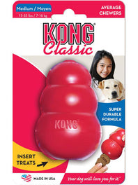 Kong Classic Dog Toy Medium