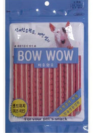 Bow Wow Cheese & Chicken Sandwich Stick Dog Treat 120g
