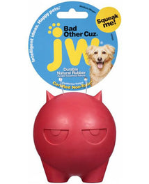 JW Other Cuz Bad Rubber Dog Toy Medium